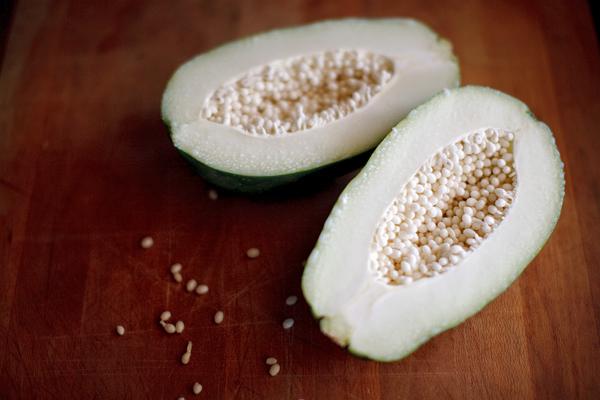 green papaya for achara